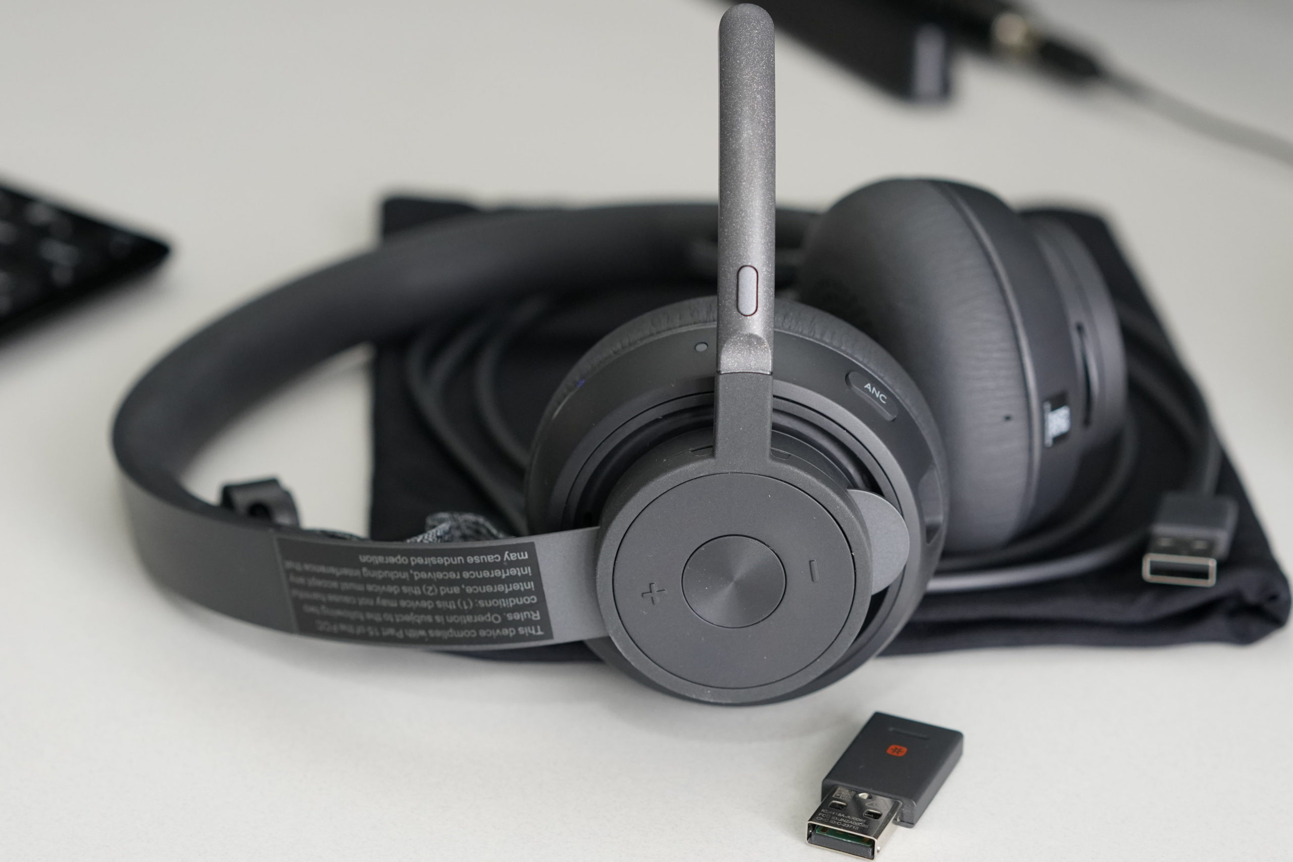 Logitech Zones Wireless Headset 2